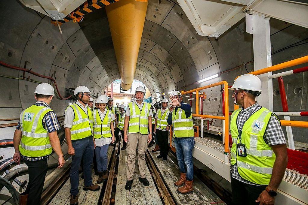 Empat stesen MRT baru bagi penduduk Punggol jelang 2031