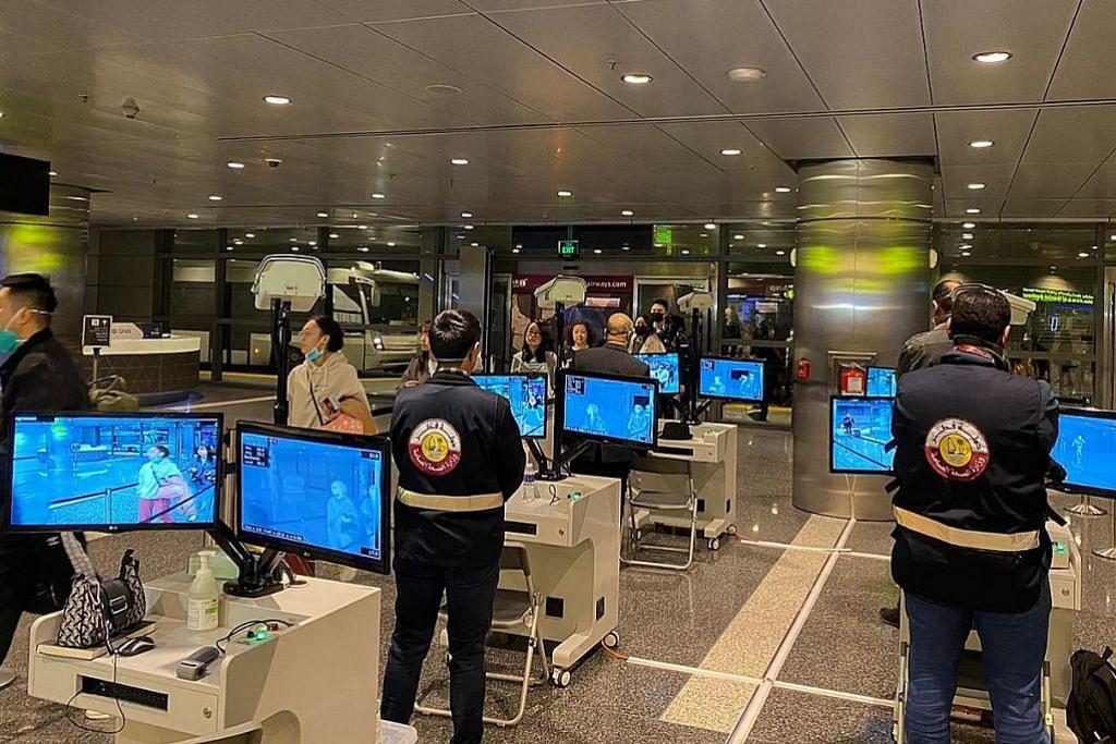 KORONAVIRUS Qatar larang buat sementara pengunjung dari 14 negara