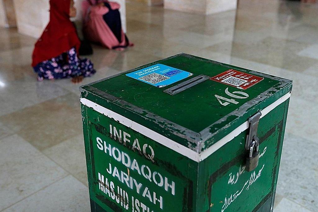 Syarikat 'fintech' Indonesia kian ceburi kewangan etika
