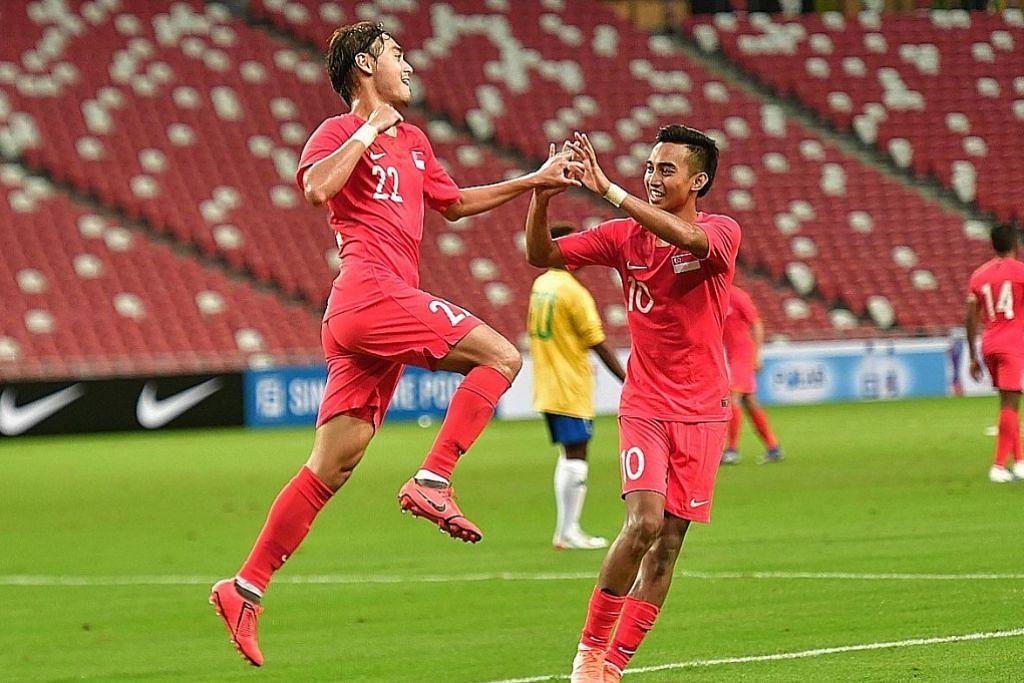 Sokong cita-cita S'pura ingin layak ke Piala Dunia 2034: FAS, MCCY