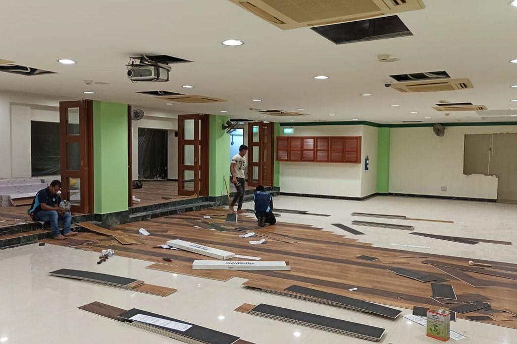 Projek naik taraf kurang $1.5j, Masjid Abdul Gafoor harap bantuan orang ramai