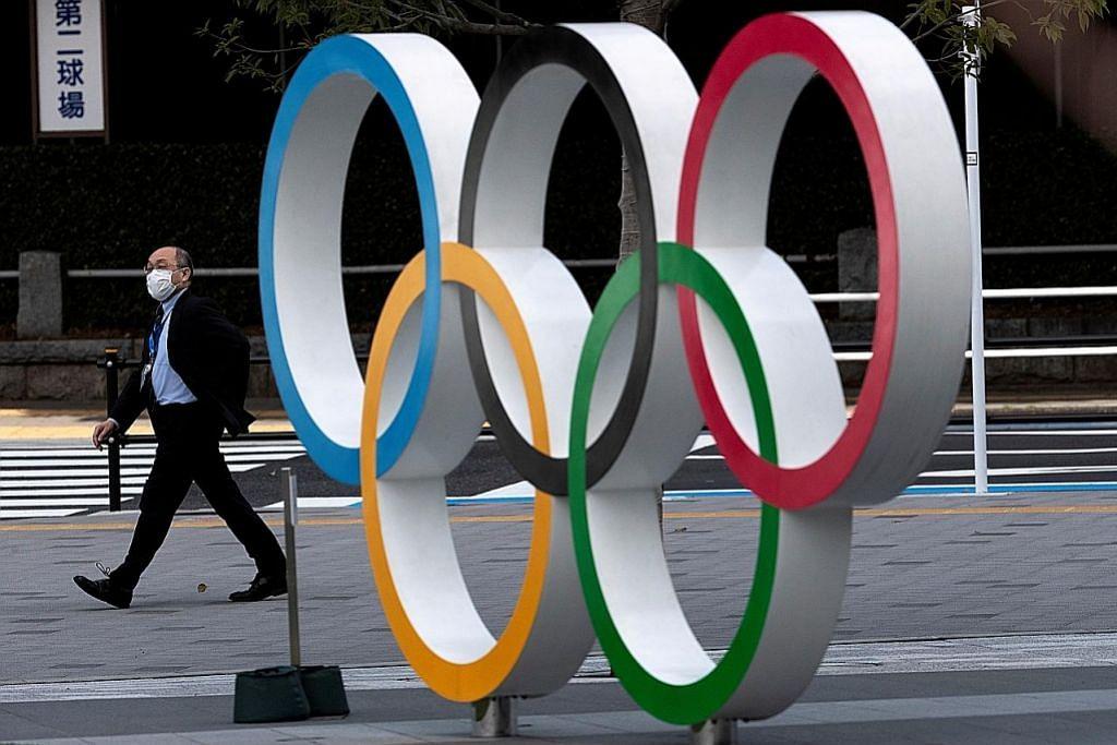 Olimpik masih diteruskan