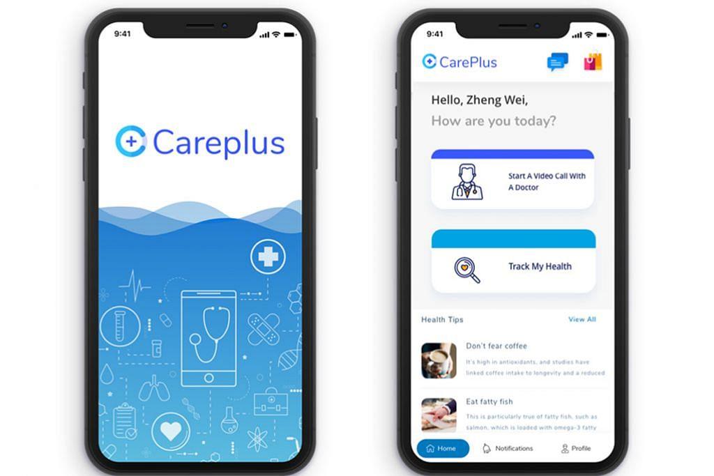 Aplikasi kesihatan bagi murid prasekolah