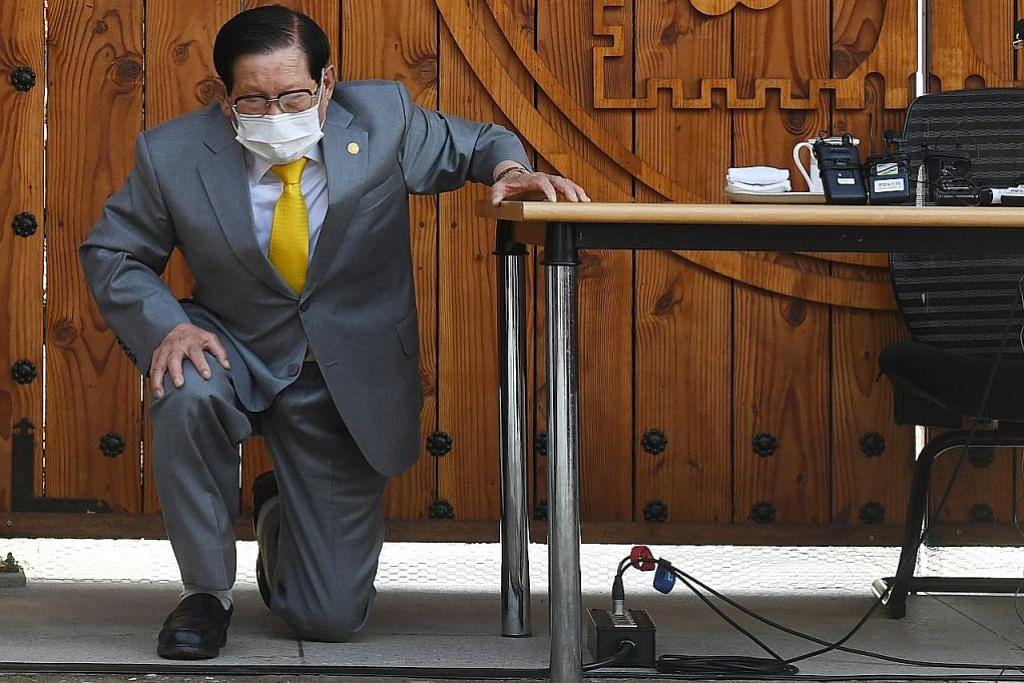 Ketua gereja Korea S jadi tumpuan di tengah-tengah Covid-19