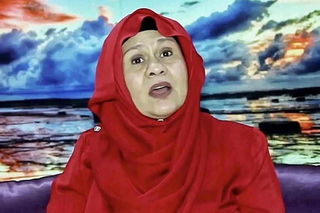 Ogy TV jadikan Fauziah 'Youtuber'. - Foto OGY TV