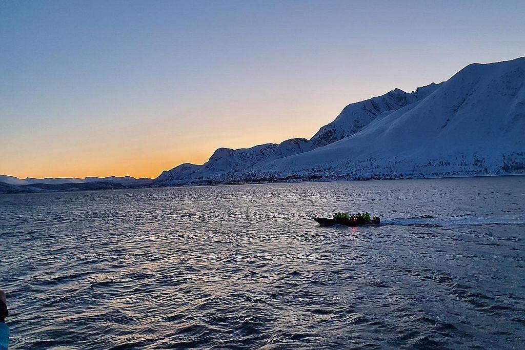 Kenangan terindah malam 20 jam di Norway
