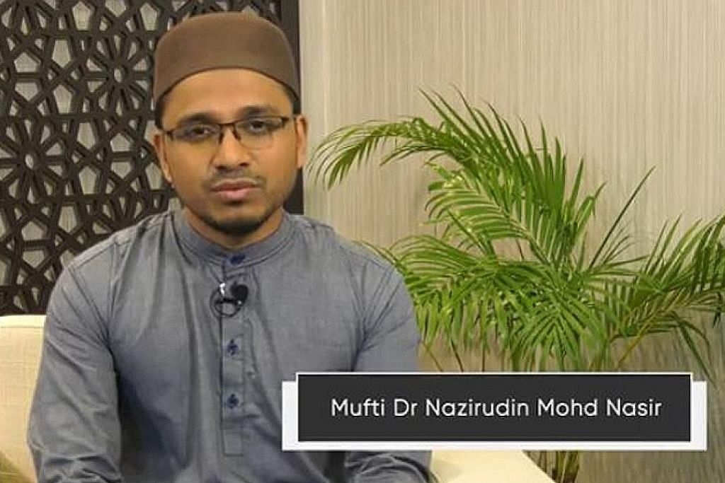 Mufti nasihat agar umat positif, tingkat sabar dan iman hadapi ujian