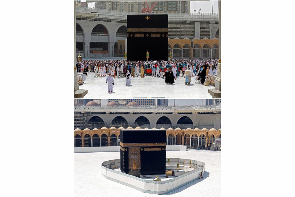 Imam Masjidil Haram: Gantung umrah dek Covid-19 tepati Syariah