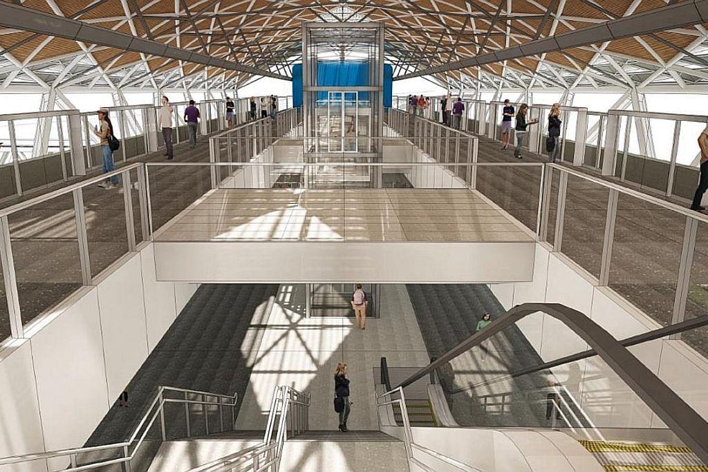 Pasukan Australia dapat kontrak $265.4j bina tiga stesen Laluan Daerah Jurong
