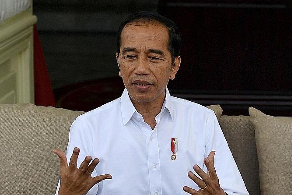 Indonesia belum timbang sekatan perjalanan seluruh negara: Jokowi