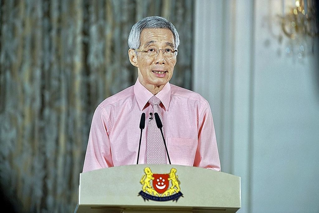 PM Lee: Penghantaran bekalan makanan SG-M'sia tidak terjejas