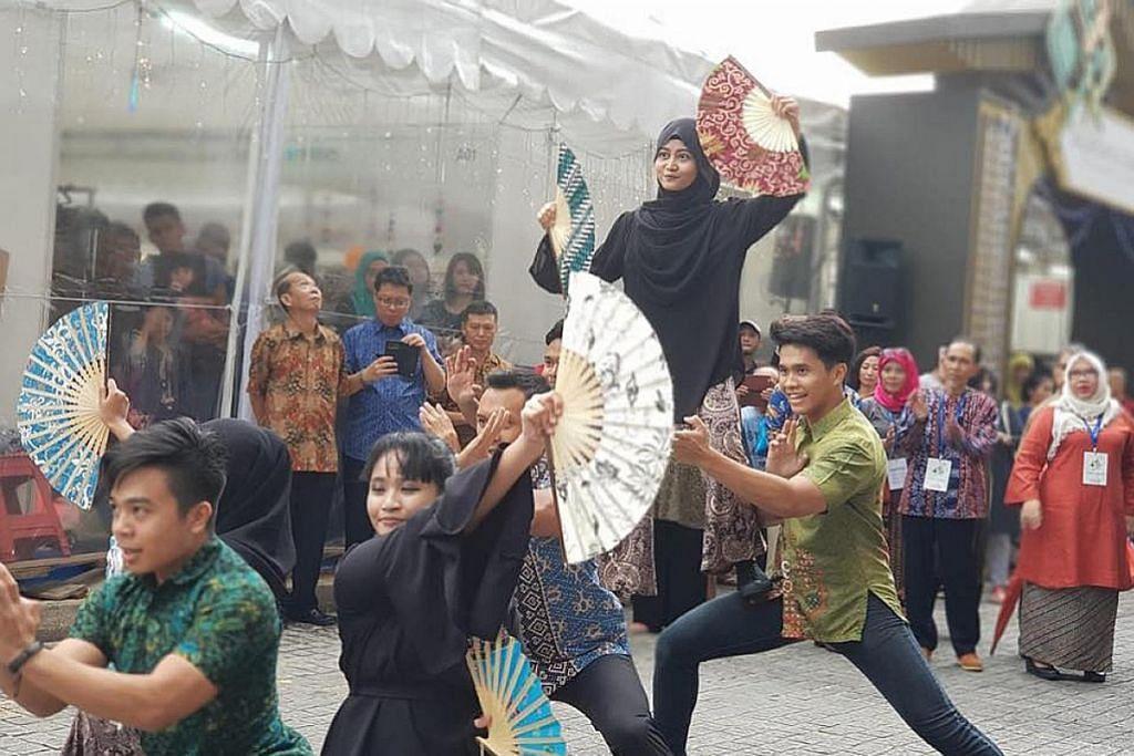 Masagos: Pembatalan bazar tahun ini sukar tetapi bertanggungjawab