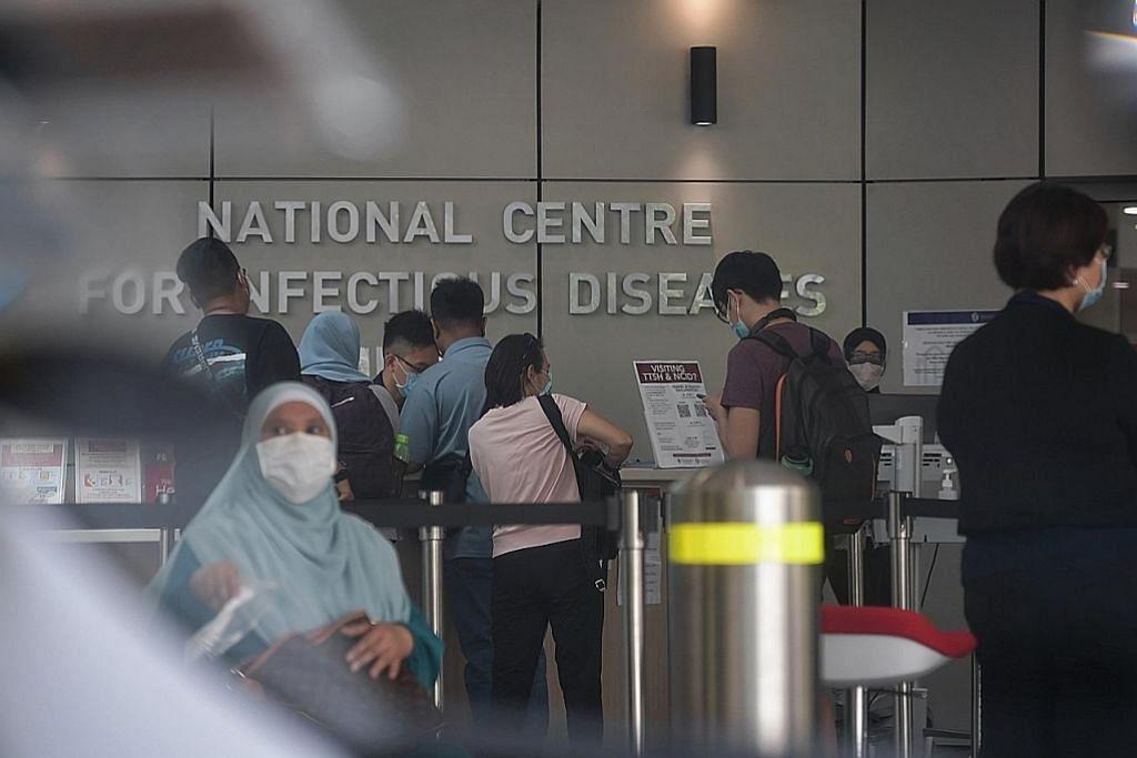 Usah terus ke NCID, kunjungi klinik dahulu