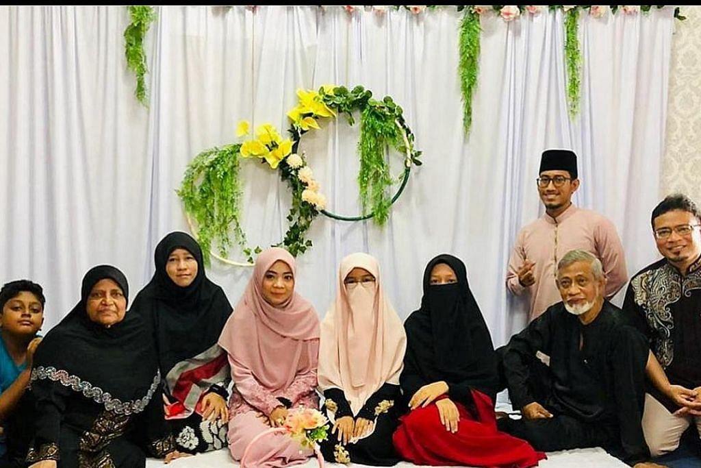 Pernikahan pasangan SG-M'sia terpaksa ditangguh
