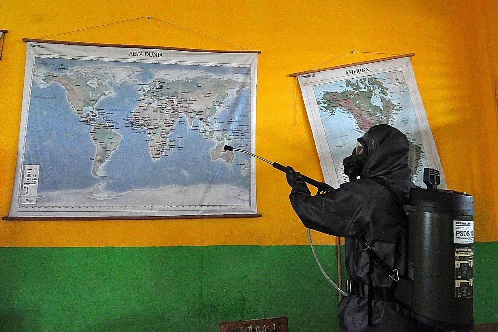 Indonesia catat kenaikan tertinggi kes harian KORONAVIRUS