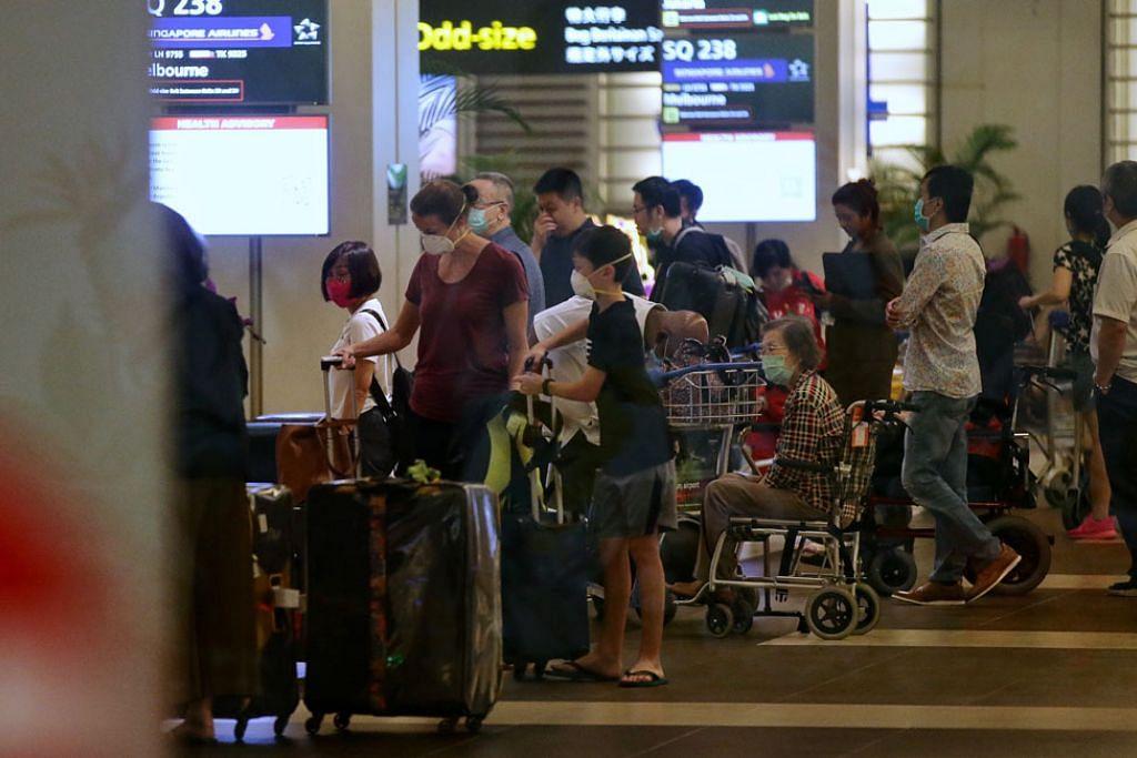 Firma digesa kenakan cuti ketidakhadiran ke atas pekerja pulang dari luar negara