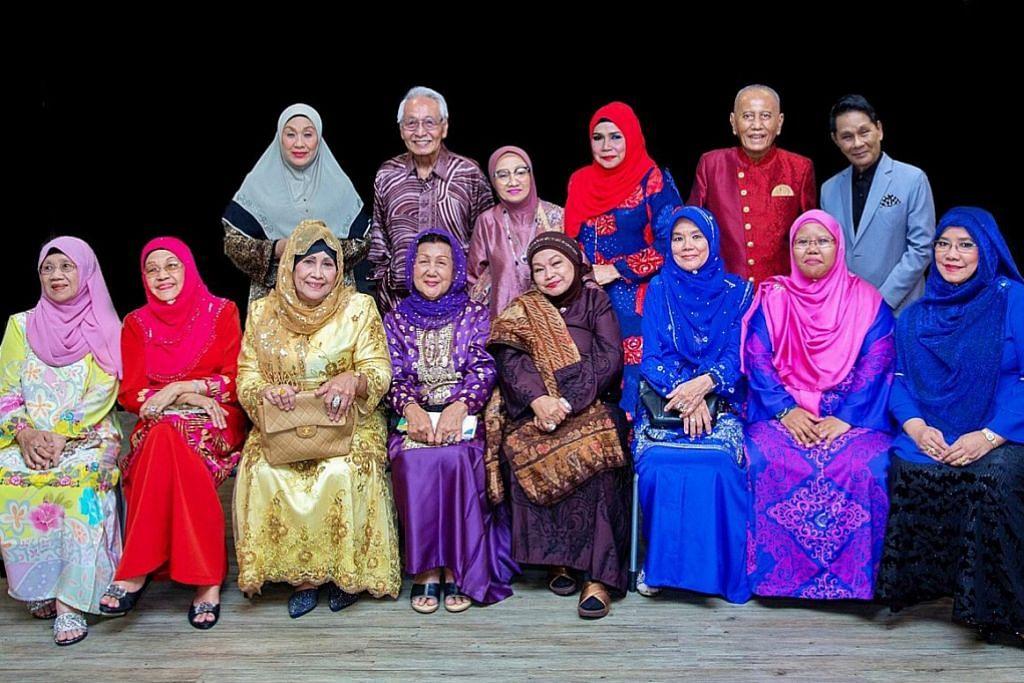 Junjung jasa legenda filem, muzik Melayu klasik selagi hayat masih ada