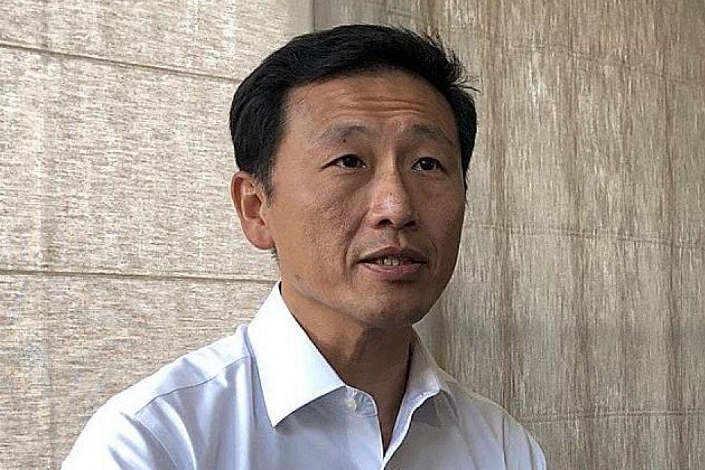 Saranan Menteri Pendidikan Encik Ong Ye Kung (gambar atas) kepada pelajar Singapura yang belajar di luar negara