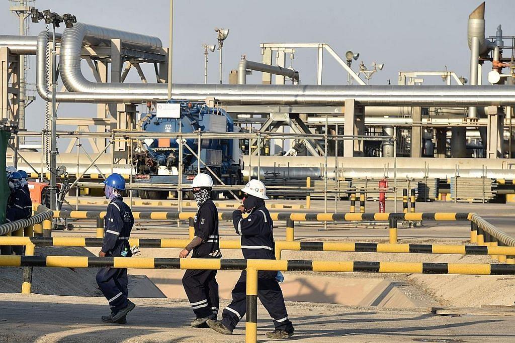 Apabila Saudi bertindak naikkan pengeluaran minyak, turunkan harga