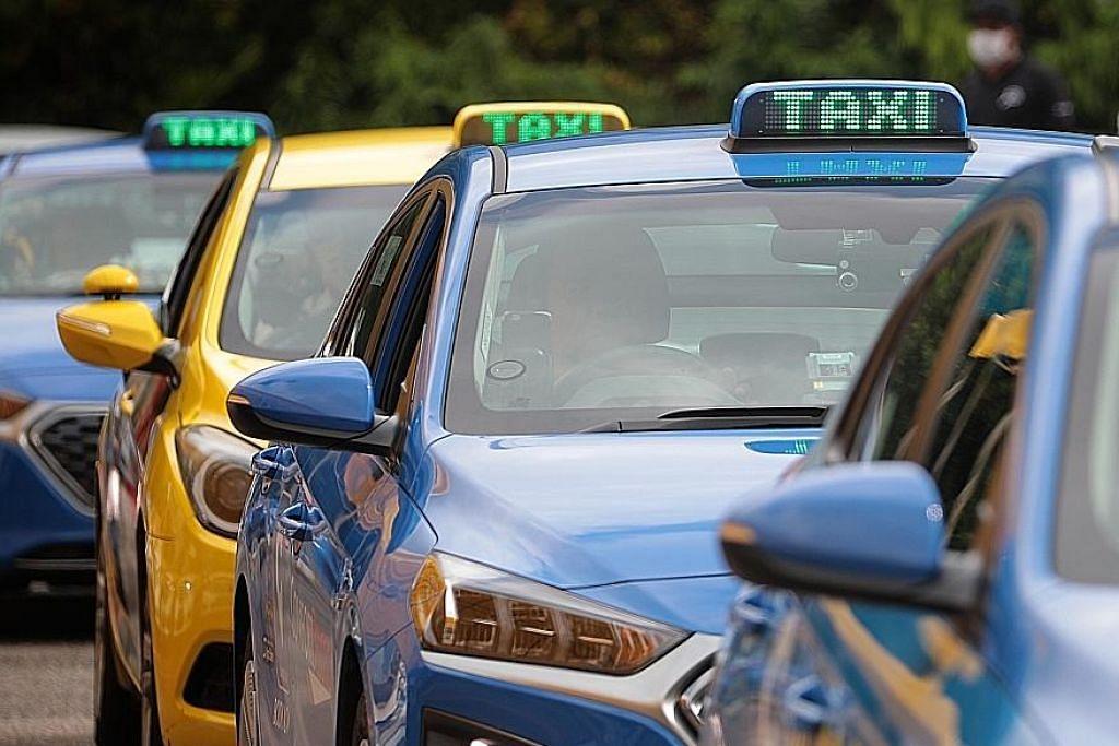 Pemandu teksi terjejas dek koronavirus ditawar kerja kawal kesesakan MRT