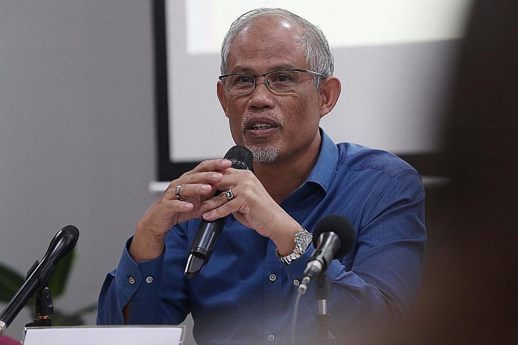 Masagos: Langkah tutup masjid demi elak kemudaratan kepada masyarakat Islam serta rakyat Singapura