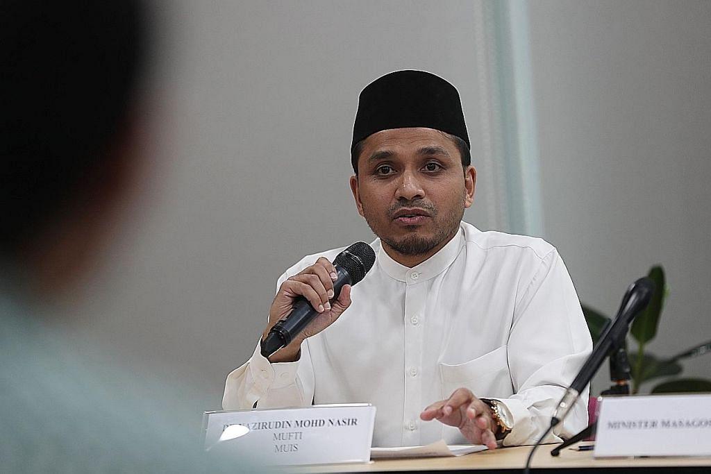 Mufti: Perlu bersedia jika masjid ditutup sehingga Ramadan