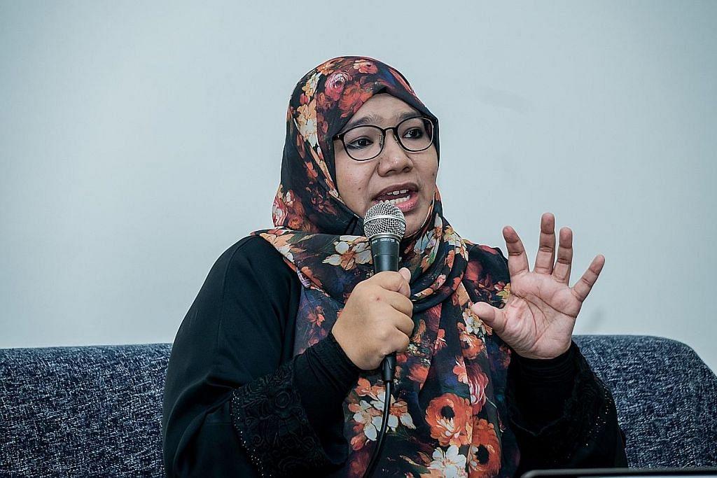 Ustazah Nadia Hanim dijangkiti Covid-19