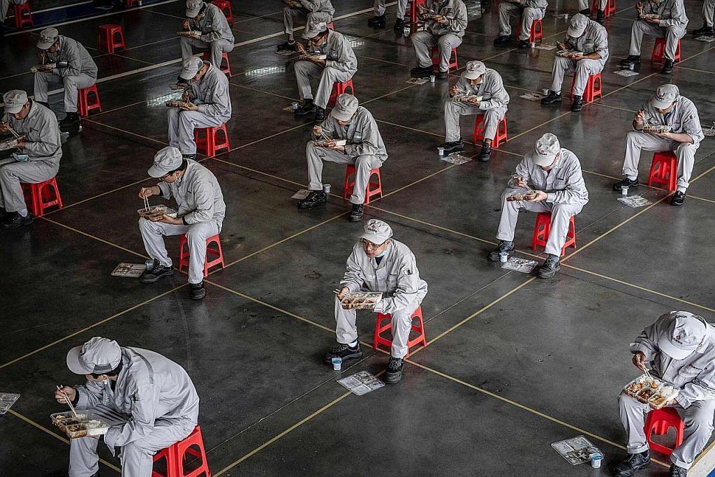 Kenaikan kes cetus bimbang gelombang jangkitan kedua di China