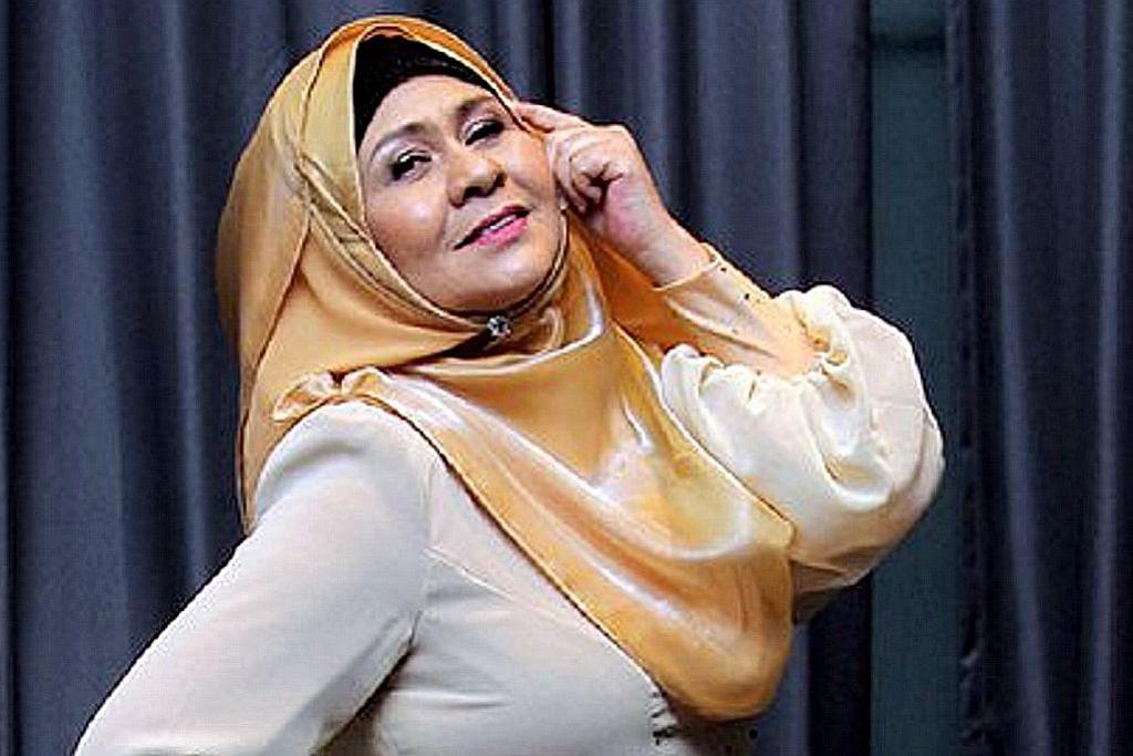 Ogy besar hati dirisik pengarah terkenal Mamat Khalid