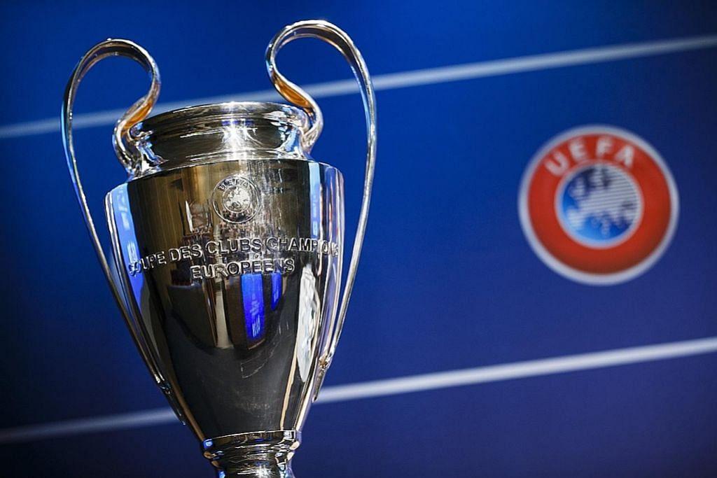 LIGA JUARA-JUARA EROPAH UEFA mungkin hanya benarkan satu perlawanan dalam pusingan kalah mati