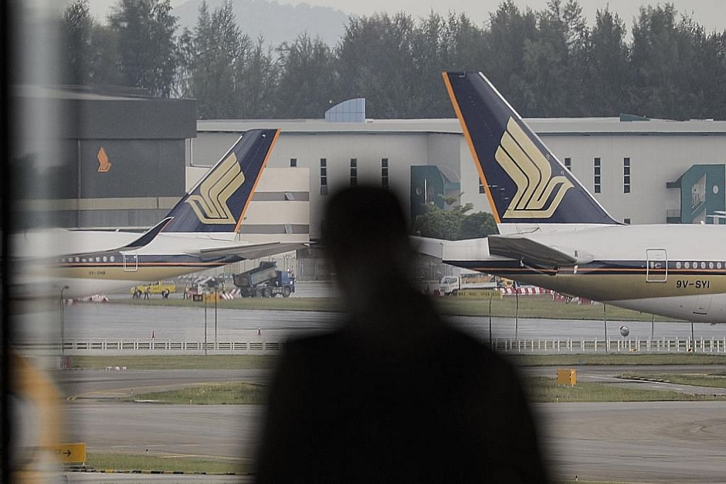 Cuti tanpa gaji wajib bagi juruterbang SIA mulai April