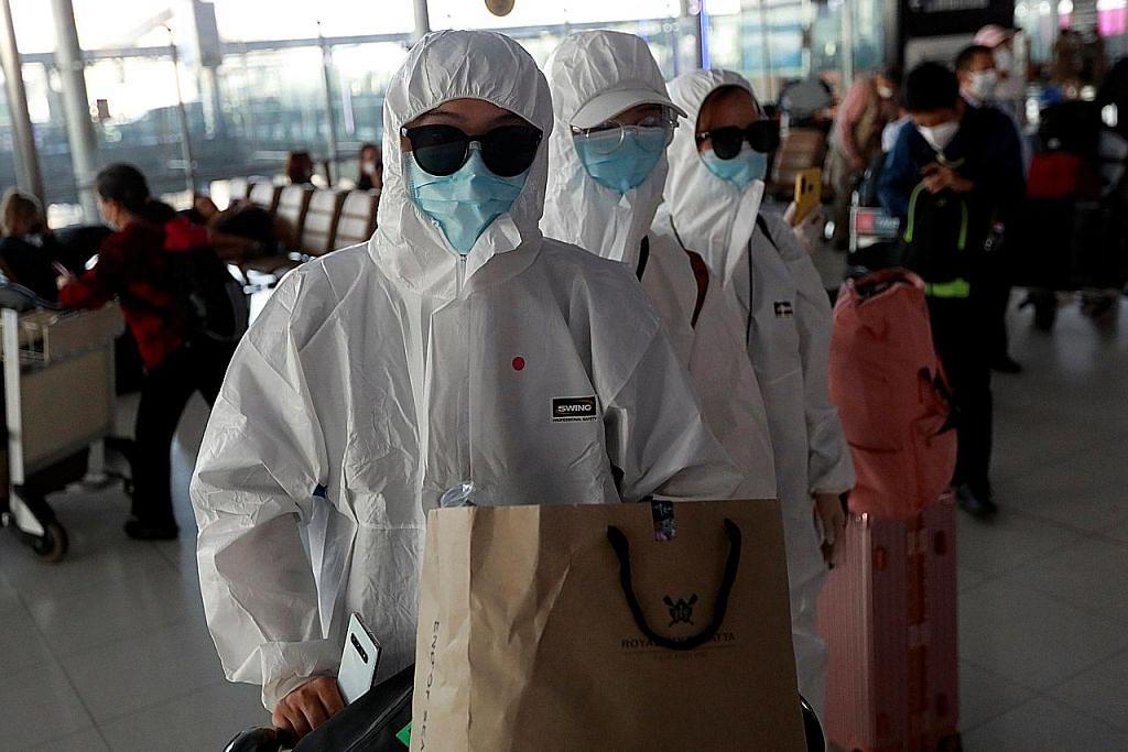 Thailand mula laksana dekri darurat esok susuli pertambahan kes
