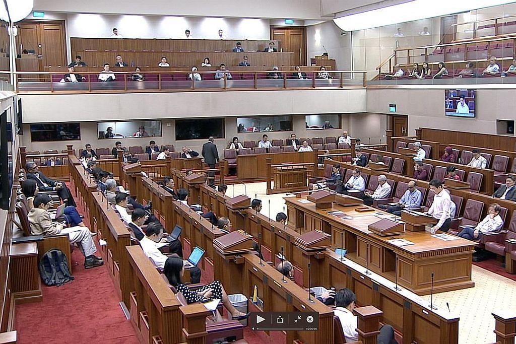 AP laksana jarak selamat, duduk berjauhan semasa sidang Parlimen KENYATAAN MENTERI BERKENAAN COVID-19