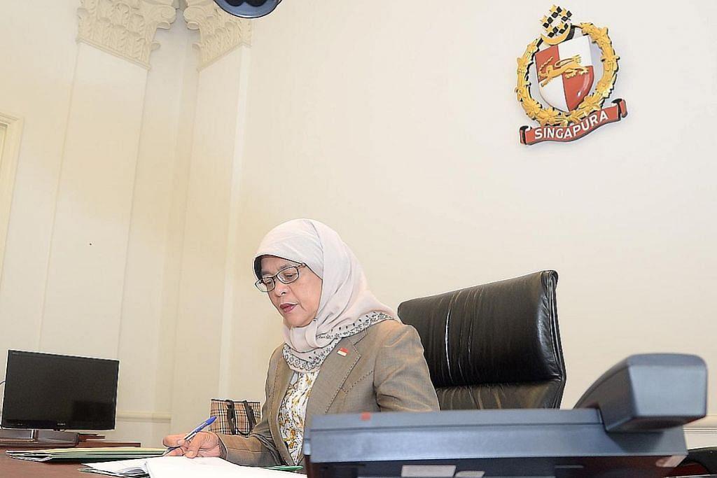 Presiden Halimah: Pakej bantuan tambahan demi penakatan kita