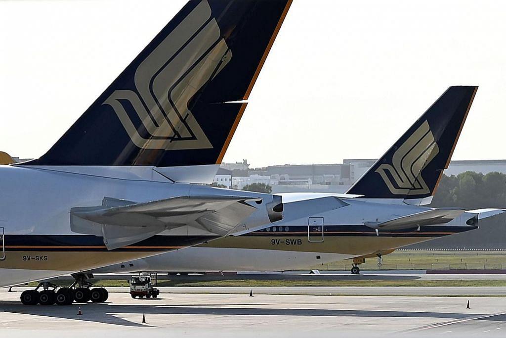 Sektor penerbangan kritikal bagi ekon, terima pakej bantuan $750 juta