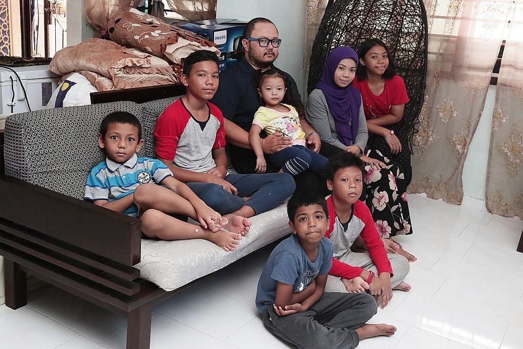 Bantuan kewangan tambahan pelega keluarga berpendapatan rendah