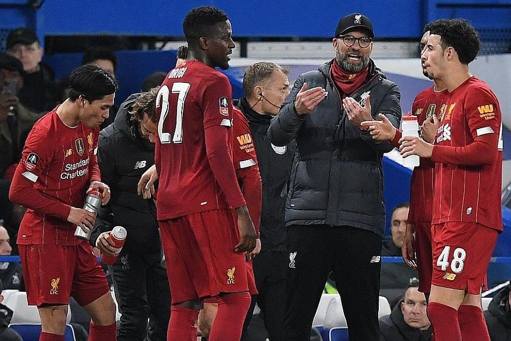 Liverpool bakal juara dengan rekod mata jika EPL diteruskan