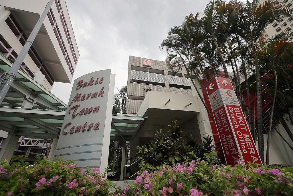 HDB tutup cawangan Bukit Merah lepas pekerja kedua sah Covid-19