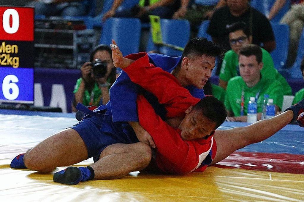 Bekas kapten judo S'pura dilarang bersaing 24 bulan
