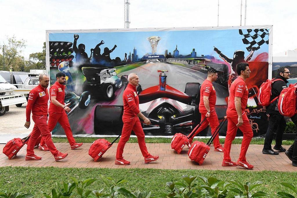 Musim F1 mungkin dilanjut ke tahun depan
