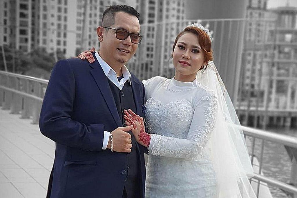 Arahan semua kegiatan sukan kumpulan dihenti - Muka 15 Majlis nikah Cef Amri lancar meski kurang 10 orang hadir