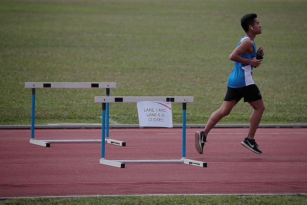 Semua sukan berkumpulan, kegiatan fizikal perlu dihentikan: SportSG