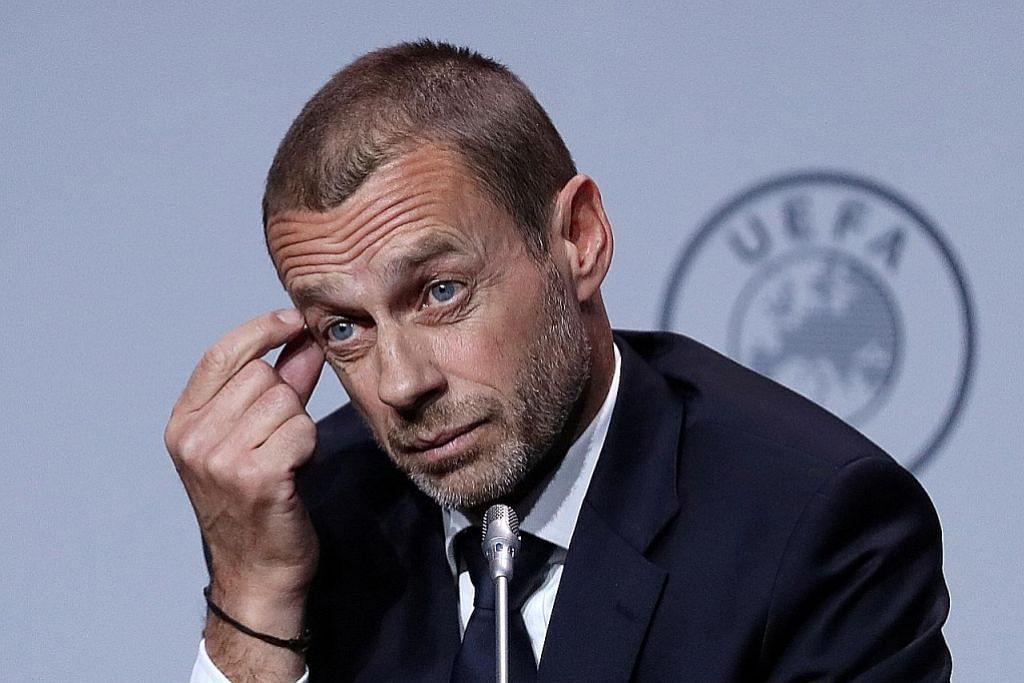 Uefa nafi ia tetapkan 3 Ogos tarikh akhir Liga Juara-Juara