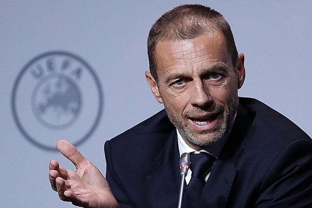 Uefa: Tak mungkin Liverpool akhiri musim tanpa trofi EPL