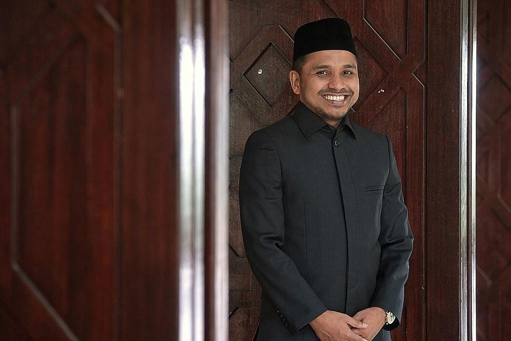 Mufti: Krisis jadikan masyarakat S'pura lebih kukuh dan bersatu
