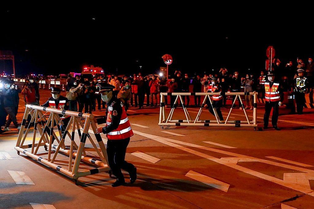 Apabila penduduk Wuhan akhirnya dapat tarik nafas lega