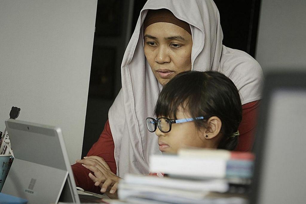 Pastikan rumah kondusif buat pekerjaan, pembelajaran anak dan suami