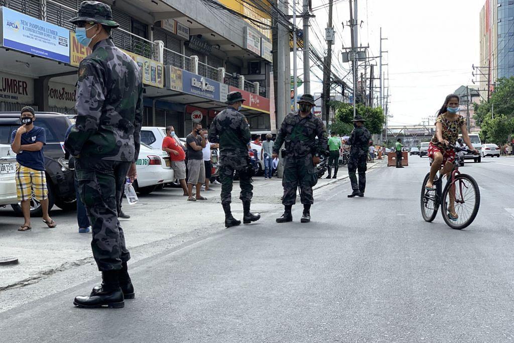 Filipina 'dahului' kes Covid-19 di Asia Tenggara