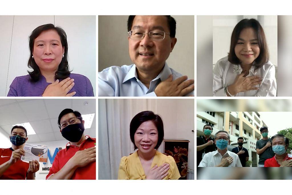 Lagi 220K pekerja asing, pembantu rumah terima pelitup MaskForce