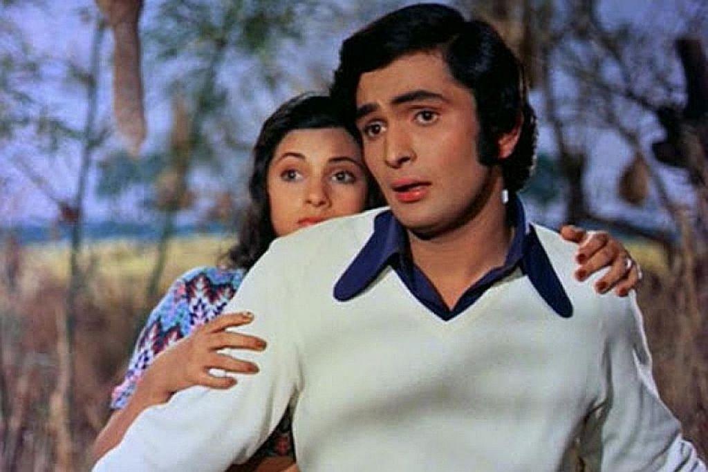 BINTANG BOLLYWOOD Rishi Kapoor derita barah meninggal dunia